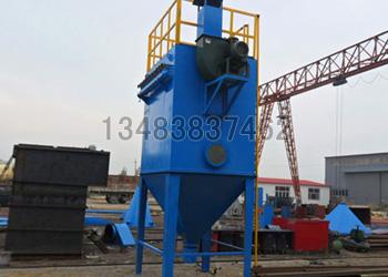 山東廠家HMC型脈噴單機除塵器哪里便宜 鴻成環保報價