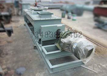 哈尔滨直销供应SJ-40双轴粉尘加湿机 鸿成环保品牌